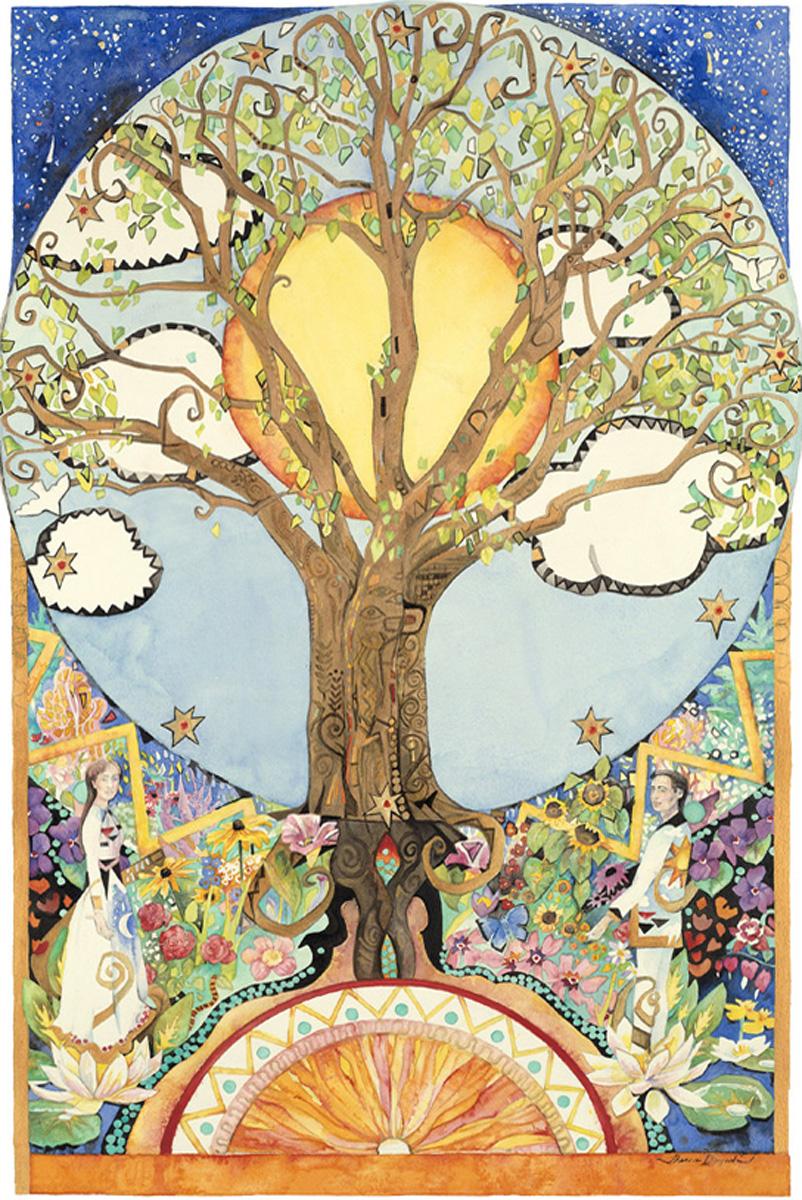 yaşam ağacı, hayat ağacı, life tree